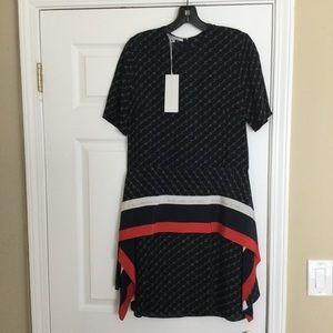 Stella McCartney Short Sleeve Dress